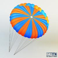 parachute drop max