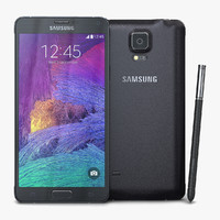 Samsung Galaxy Note 4 Charcoal Black