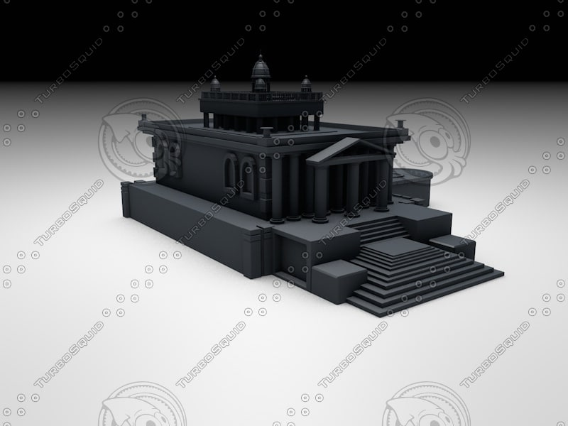 temple 3ds