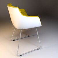 3ds max skids chair sessel 01