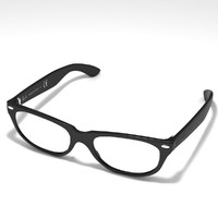 3d model eyeglasses eye glasses