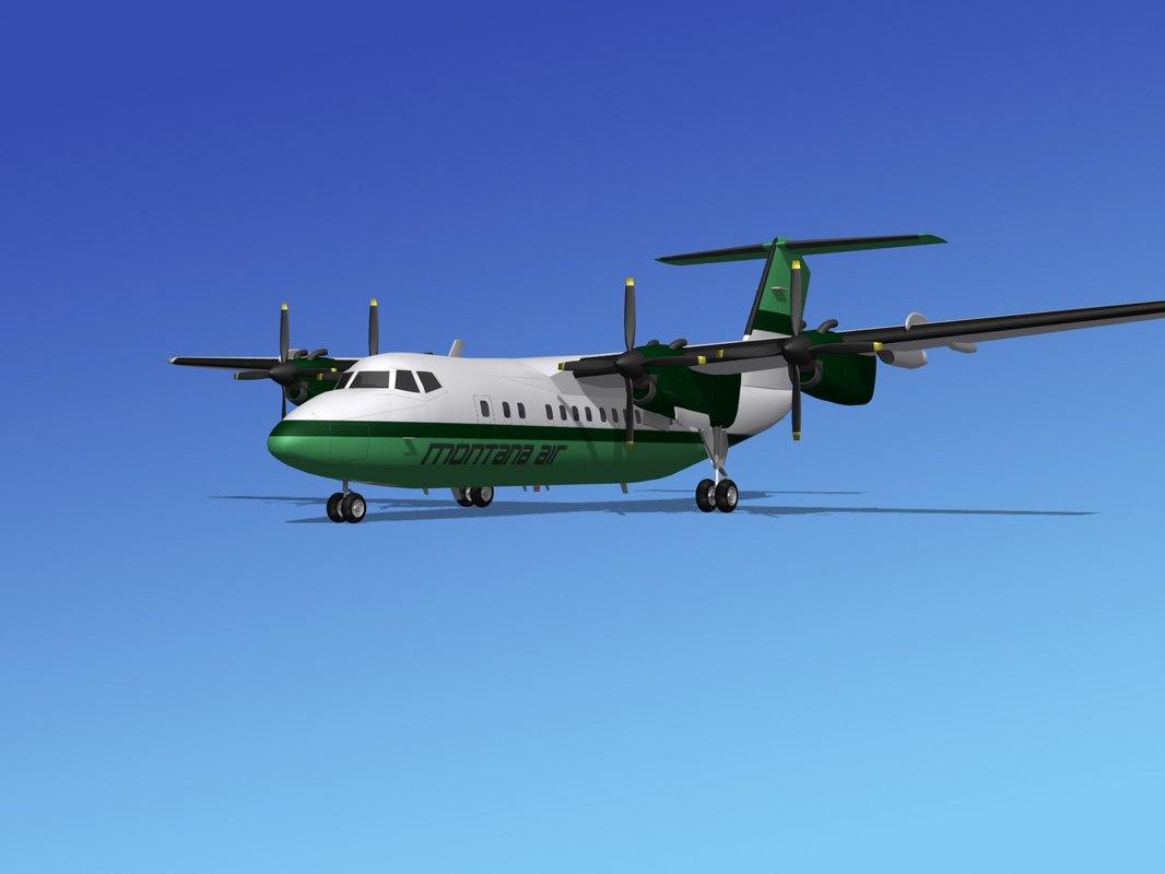 dhc-7-200 air lwo