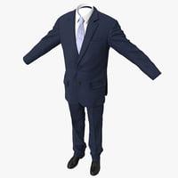 men suit 7 3ds