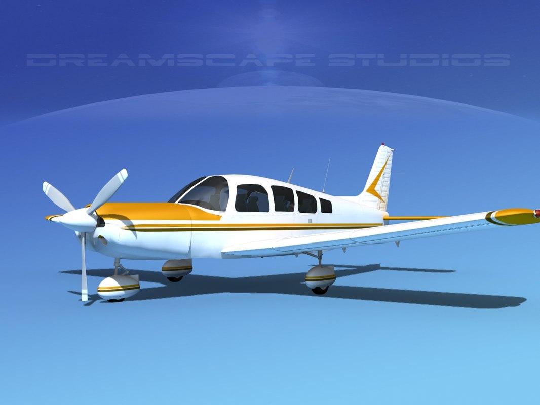 propeller piper cherokee 260 dwg