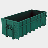 3d removable container