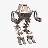 robot mech warrior max