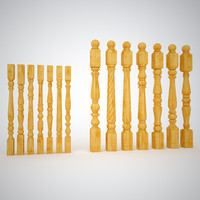 posts balusters max