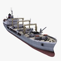 3d boris chilikin class fleet