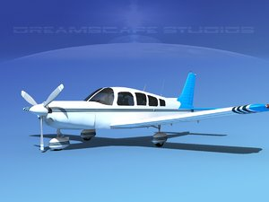 propeller piper cherokee 260 3ds