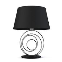 3d designer table lamp model