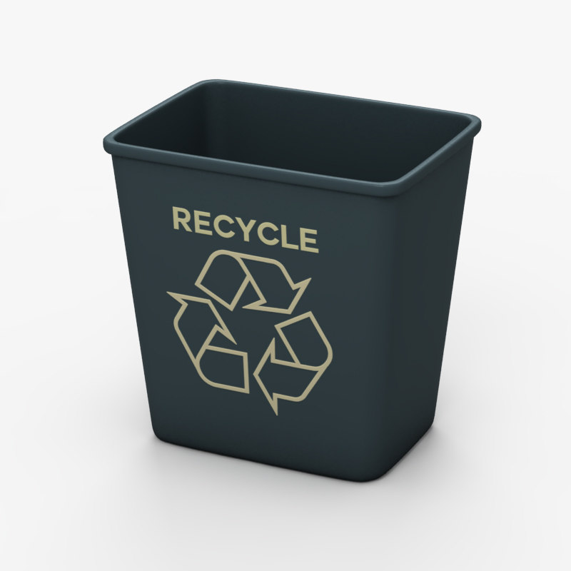 recycle bin 3ds