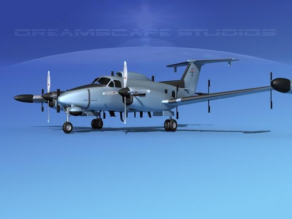 3d model propellers rc-12n guardrail 1