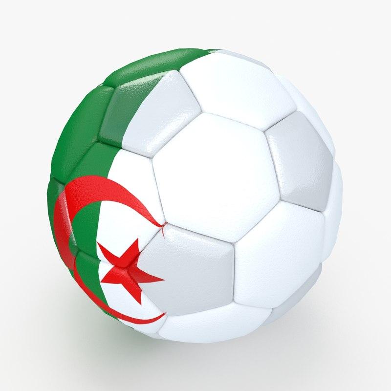 soccer ball 3ds