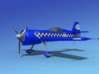 3d 3ds sukhoi su-26 aerobatics