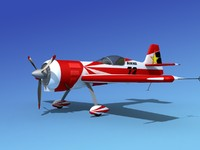 sukhoi su-26 aerobatics 3d lwo