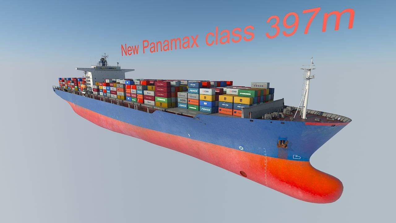 max panamax