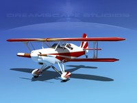 starduster stolp sa300 3d max