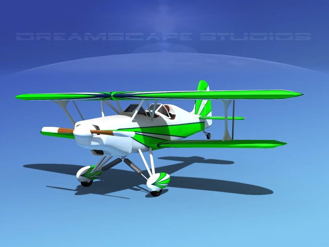 starduster stolp sa300 3d 3ds