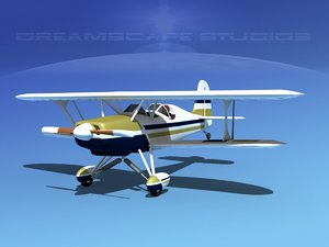 3d model of starduster stolp sa300