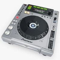 Digital player Pioneer CDJ 850