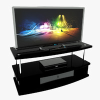 max tv stand itv