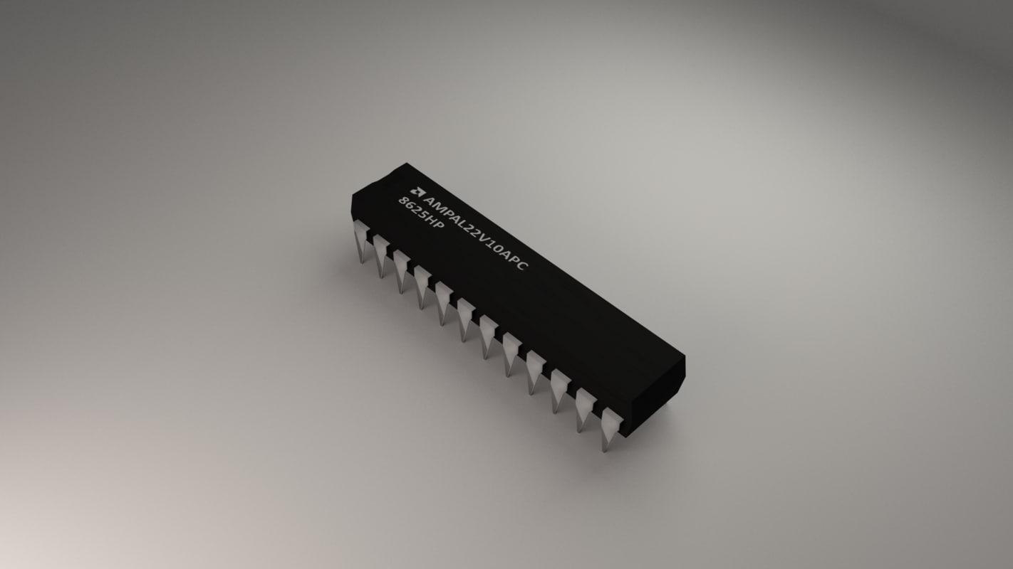 free obj mode 22v10 chip