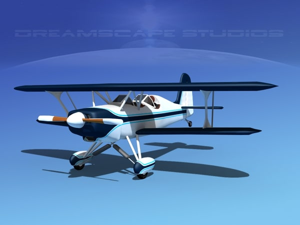 starduster stolp sa300 3d dxf