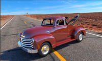 1951 Chevrolet Tow Truck