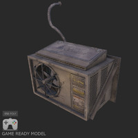 Low poly conditioner