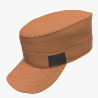 3d military cap fred perry