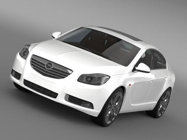 opel insignia hatchback turbo max