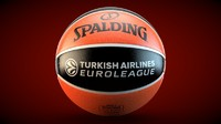 Spalding Euroleague Official Ball