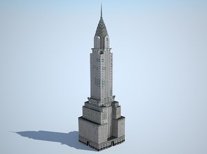 chrysler building max