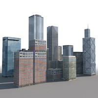 new york style 3d model