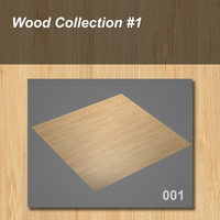 Wood Skin Collection 01