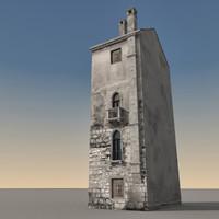 Italian Building 018