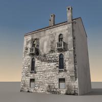 Italian Building 016