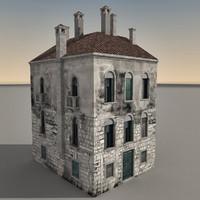 Italian Building 019