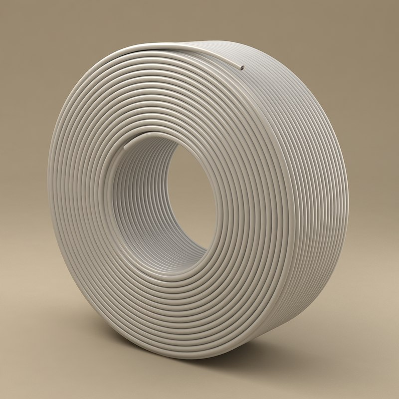 wire coil 3ds