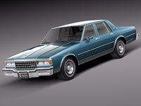 Chevrolet Caprice Sedan 1978