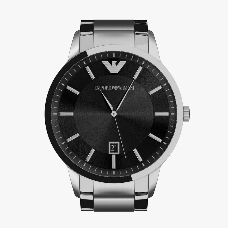 emporio armani watch ar2457 3ds