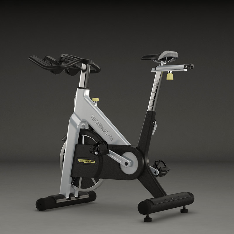 max technogym bike