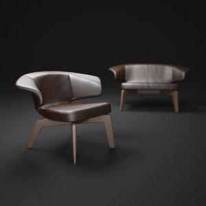 munich-chair 3d max