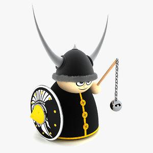 max viking doll toy