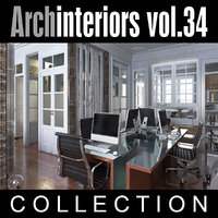 Archinteriors vol. 34