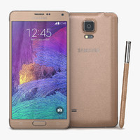 Samsung Galaxy Note 4 Bronze Gold