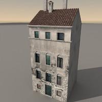 Italian Building 034