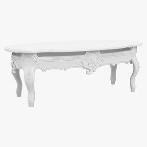 polart coffee table obj