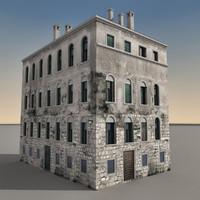 Italian Building 030