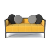 luisapeixotodesign love seat 3ds